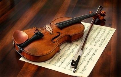 آشنایی با ساز ویولن- آموزشگاه موسیقی آرنیک